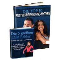 Die Top 10 Fettverbrennungs-Mythen Cover