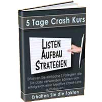 Listenaufbau Strategien Cover