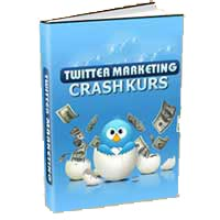 Twitter Marketing Crash Kurs Cover
